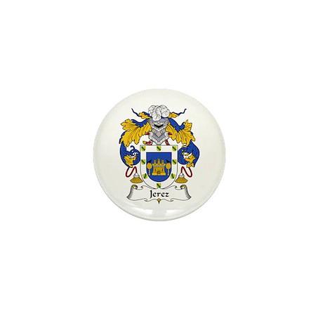 Jerez Mini Button (100 pack)