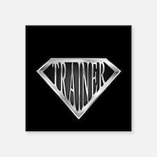 "spr_trainer_cx.png Square Sticker 3"" x 3"""