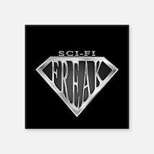 "spr_freak_sf_cx.png Square Sticker 3"" x 3"""