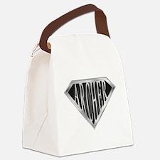spr_archer_chrm.png Canvas Lunch Bag
