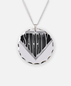 spr_safety_chrm.png Necklace