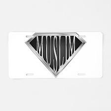 spr_muslim_xc.png Aluminum License Plate