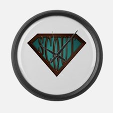 spr_scout2_gs1.png Large Wall Clock