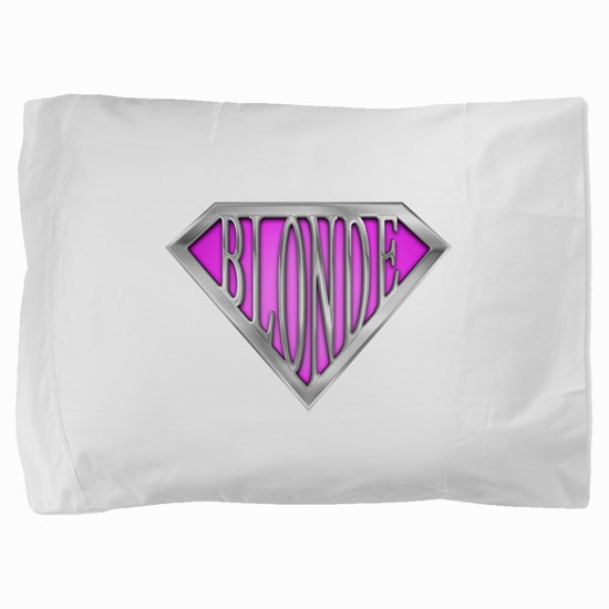 spr_blonde_pnk.png Pillow Sham