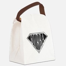 spr_bubba_chrm.png Canvas Lunch Bag