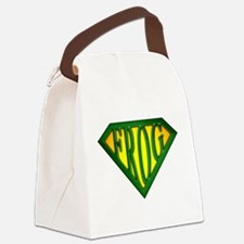 spr_frog_g.png Canvas Lunch Bag