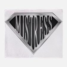 spr_mistress_chrm.png Throw Blanket