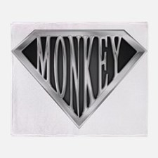 spr_monkey_chrm.png Throw Blanket