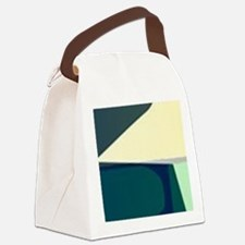 Funny Backdrop Canvas Lunch Bag