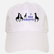 Giraffes Baseball Baseball Cap