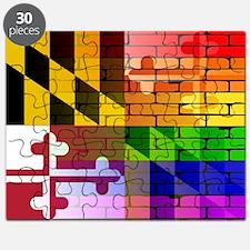 Cute Backdrop Puzzle