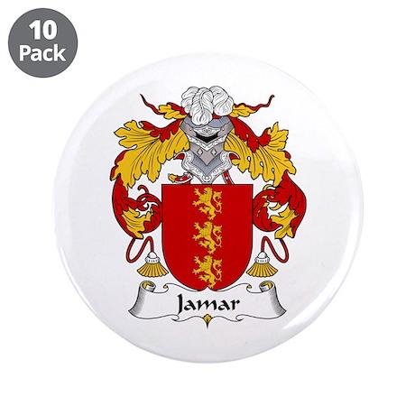 """Jamar 3.5"""" Button (10 pack)"""