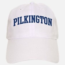 PILKINGTON design (blue) Baseball Baseball Cap