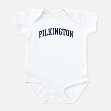 PILKINGTON design (blue) Infant Bodysuit