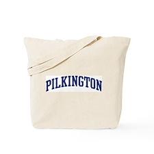 PILKINGTON design (blue) Tote Bag