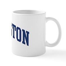 PILKINGTON design (blue) Mug