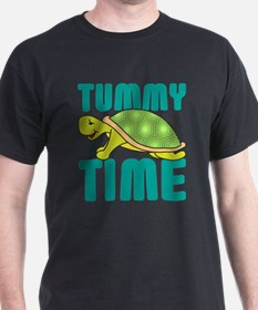 Tummy Time Baby Turtle T-Shirt
