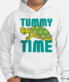 Tummy Time Baby Turtle Hoodie