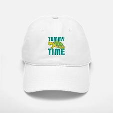 Tummy Time Baby Turtle Baseball Baseball Cap