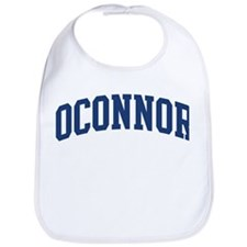 OCONNOR design (blue) Bib