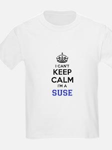I can't keep calm Im SUSE T-Shirt