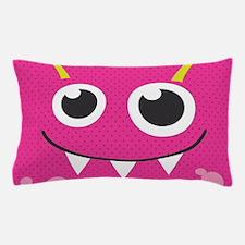 Cute Monster Pillow Case