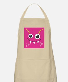 Cute Monster Apron