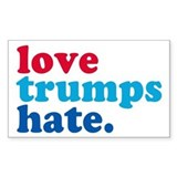 Love trumps hate Single