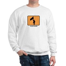 Color Guard (orange) Sweatshirt