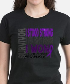 Survivor 4 Pancreatic Cancer Shirts and Gifts T-Sh