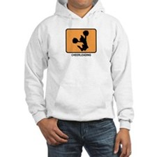 Cheerleading (orange) Hoodie