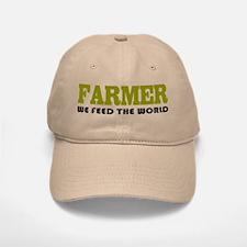 Funny Farmer Baseball Baseball Cap