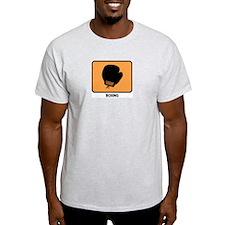 Boxing  (orange) T-Shirt
