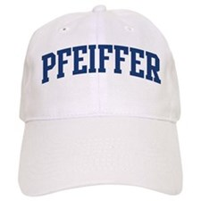 PFEIFFER design (blue) Baseball Cap