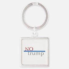 No Trump Keychains