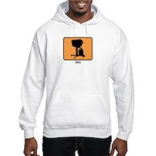 BBQ (orange) Hoodie