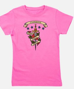 Funny Live it Girl's Tee