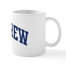 PETTIGREW design (blue) Mug