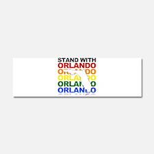 Orlando Car Magnet 10 x 3