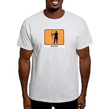 Archery (orange) T-Shirt