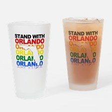 Orlando Drinking Glass