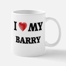 I love my Barry Mugs