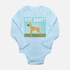 Fawn Great Dane Body Suit