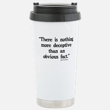 Cute Doyle Stainless Steel Travel Mug