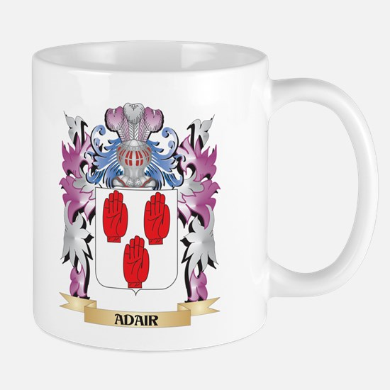 Adair Coat of Arms (Family Crest) Mugs