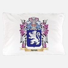 Adan Coat of Arms (Family Crest) Pillow Case