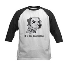 D is for Dalmatian Tee