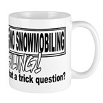 Trick Question Mug