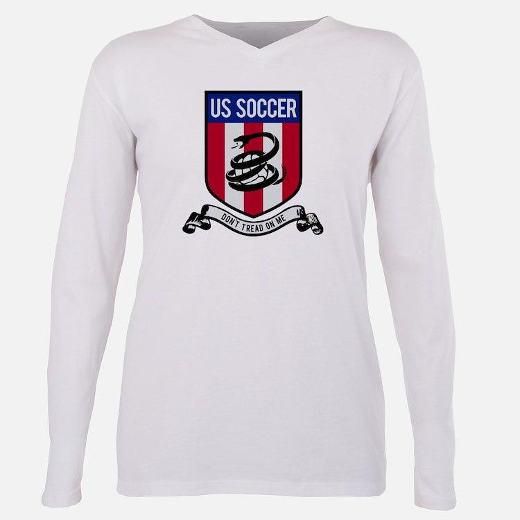 Cute Us womens soccer team Plus Size Long Sleeve Tee