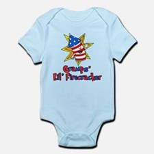 Gramps' Little Firecracker Body Suit